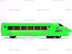 Поезд инерционный для детей, 366, фото