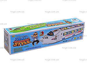 Поезд инерционный для детей, 366, цена