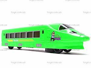 Поезд инерционный для детей, 366, игрушки