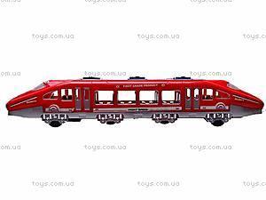 Поезд инерционный, для детей, 895-1, купить