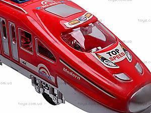 Поезд инерционный, для детей, 895-1, цена