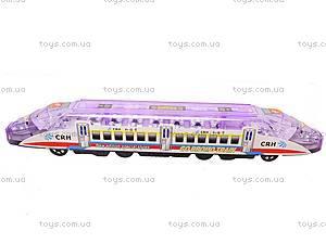 Поезд инерционный с музыкой, 5505, фото
