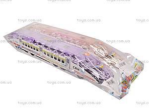 Поезд инерционный с музыкой, 5505, игрушки