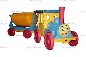 Поезд-конструктор детский, 013117