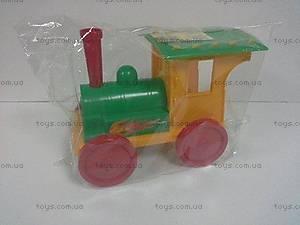 Поезд-конструктор для детей, 013784