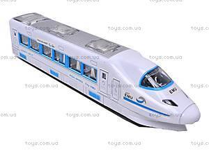 Поезд музыкальный, со светом, HJ158