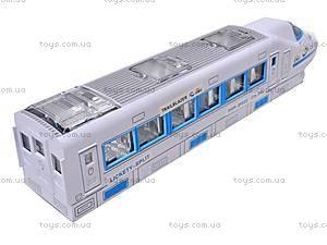 Поезд музыкальный, со светом, HJ158, фото
