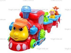 Поезд с животными музыкальный, 0647-1, купить