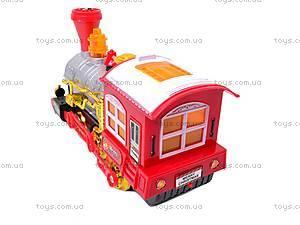 Поезд с мыльными пузырями, 2011-2A, игрушки