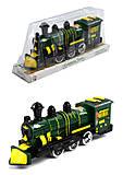 Игрушка «Поезд» инерционный, 538538A538-7, купить