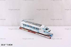 Поезд инерционный детский, 789-3