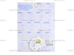 Музыкальный тигренок-погремушка для малышей, 0609-30, фото