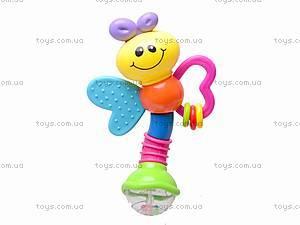 Погремушка «Бабочка», 2868