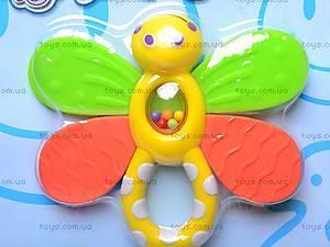 Погремушка «Бабочка» для детей, WD3313, фото