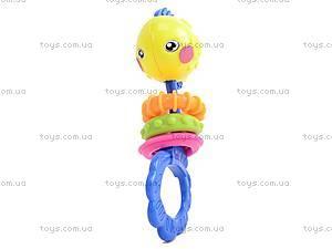 Погремушка «Baby», XY231C232C2, детские игрушки