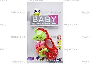 Погремушка «Baby», XY231C232C2, Украина