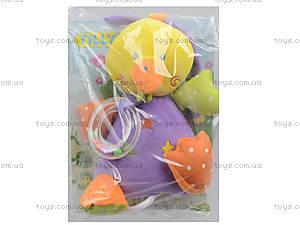Музыкальная мягкая игрушка-тянучка на кроватку, BT-T-0013, детские игрушки