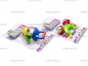 Погремушка детская «Крабик», XY241D242D, фото