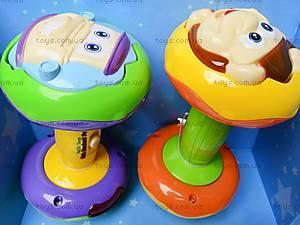Погремушка детская «Малыш Крепыш», 7186, игрушки