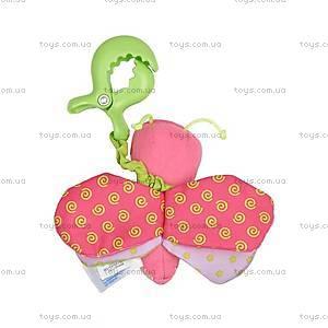 Погремушка для малышей «Бабочка Бетти», 1107700458, купить