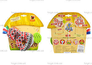 Мягкая игрушка бабочка, MK3101-03