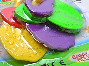 Погремушка-грызунок для деток, 536-042, фото