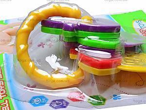 Погремушка-грызунок для деток, 536-042, отзывы