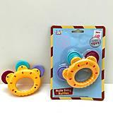 Погремушка Hola Toys «Бубен», 939-10, отзывы