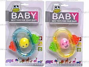 Погремушка игрушечная для малышей, YX216A217A, игрушки