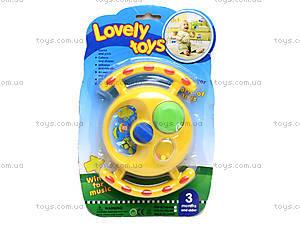 Погремушка интерактивная Lovely Toys, 25002AB