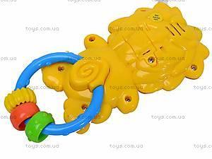 Погремушка «Животные», WD3661ABCD, фото