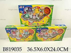 Погремушка-карусель с игрушками, 2983/2984/298