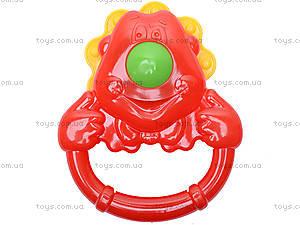 Погремушка «Клоун», 01537