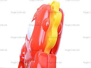 Погремушка «Клоун», 01537, фото
