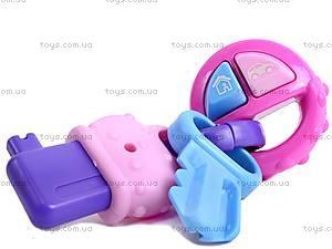Погремушка «Ключи», 777-2A, игрушки