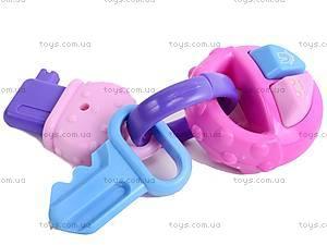Погремушка «Ключи», 777-2A, детские игрушки