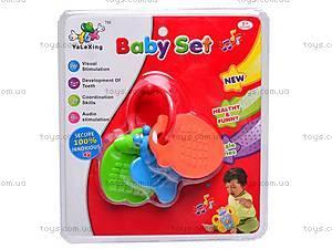 Погремушка «Lovely Baby», 021
