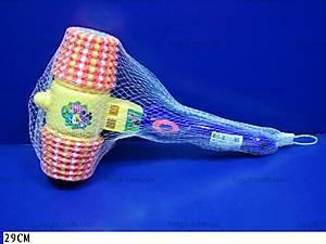 Погремушка-молоточек для детей, 8888A