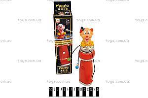 Погремушка музыкальная «Клоун», XY701-13