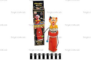 Погремушка музыкальная «Веселый клоун», XY701-3
