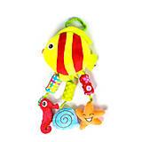 Погремушка мягкая для детей «Рыбка», BM-65902, отзывы