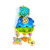 Погремушка мягкая для детей «Слоник», BM-65902, фото