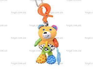 Погремушка мягкая «Медведь», 8011, купить