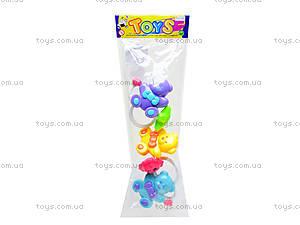 Погремушка на коляску «Веселье», 431EFG430-9, toys.com.ua