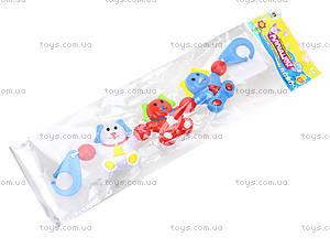 Погремушка на коляску для малышей, 6363B, отзывы