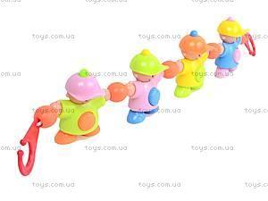 Погремушка на колясочку, 6382A, детские игрушки