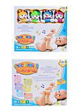Счастливый малыш - заводная игрушка, 601-35, фото