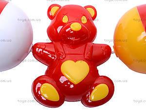 Погремушка на кроватку «Медведь и собачка», 01556, отзывы