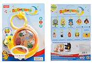 Музыкальная игрушка Дрёмушка, ZYK-K1886-45