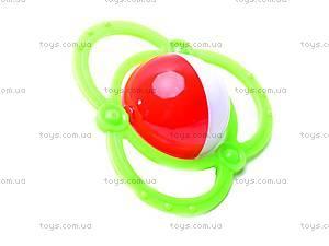 Погремушка «Орбита», 01542